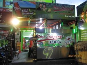 Nasi Tempong Indra Renon Muka (2)