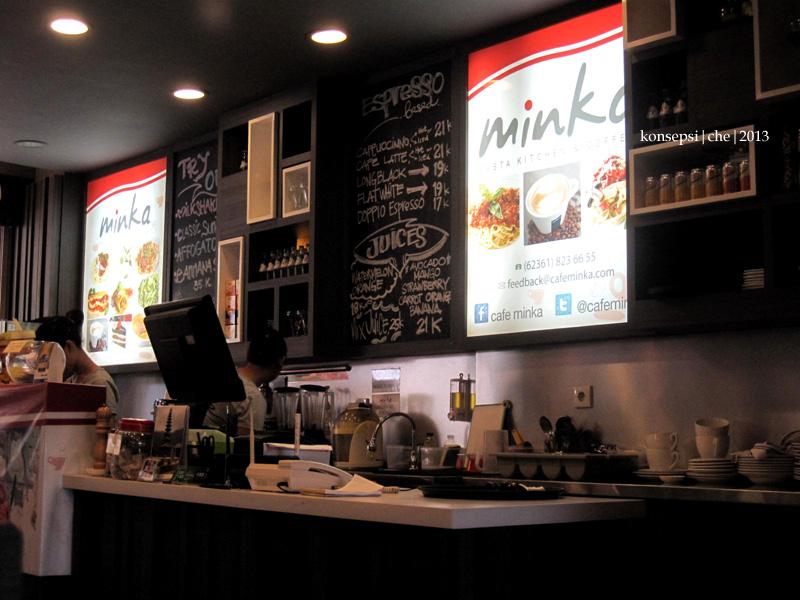 Cafe Minka