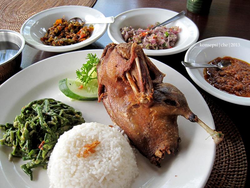 Crispy Duck Tepi Sawah