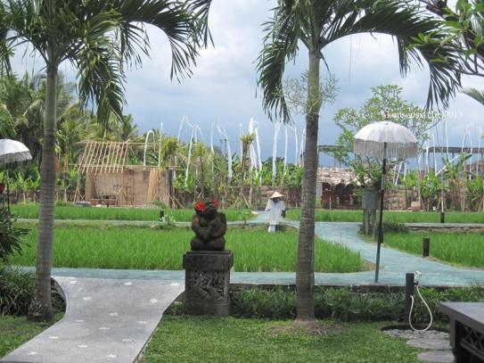 View dari Lesehan