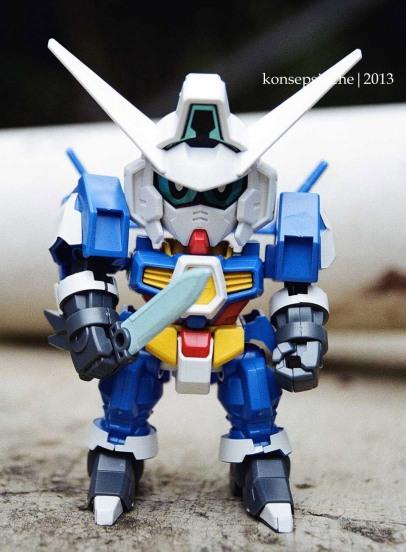 Gundam Age-1 Spallow