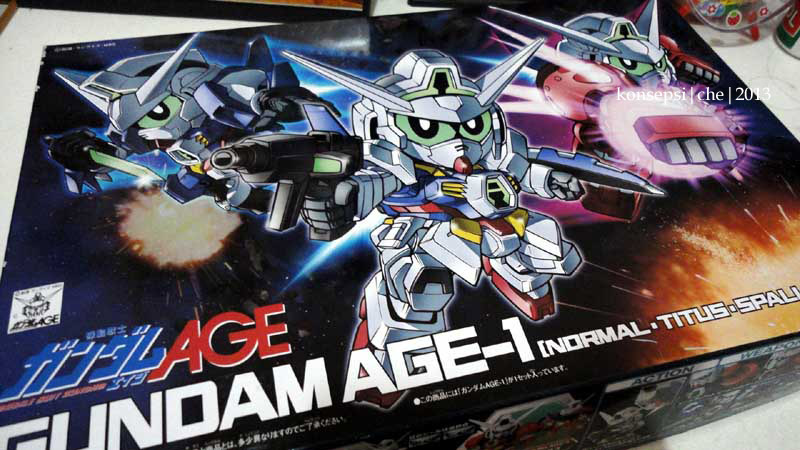 Gundam Age-1