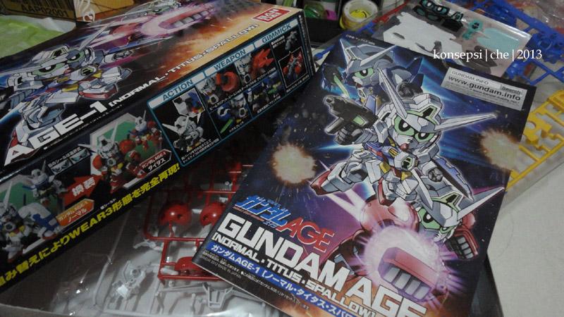 Isi Gundam Age-1