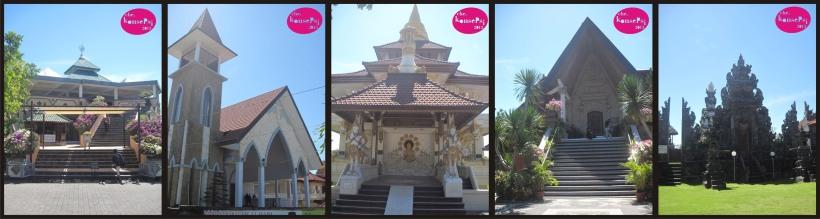 Puja Mandala, Nusa Dua