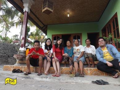Foto dengan Basecamp
