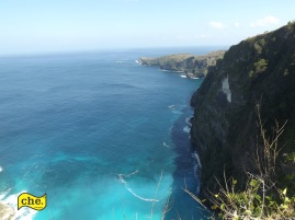 View Kelingking Point